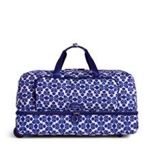 Lighten Up Large Wheeled Duffel Bag