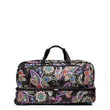 Lighten Up Large Wheeled Duffel Bag