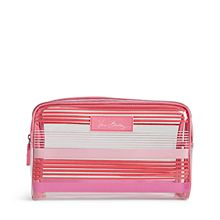 Lighten Up Clear Cosmetic Case
