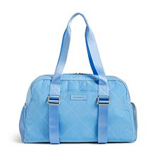 Preppy Poly Yoga Sport Bag