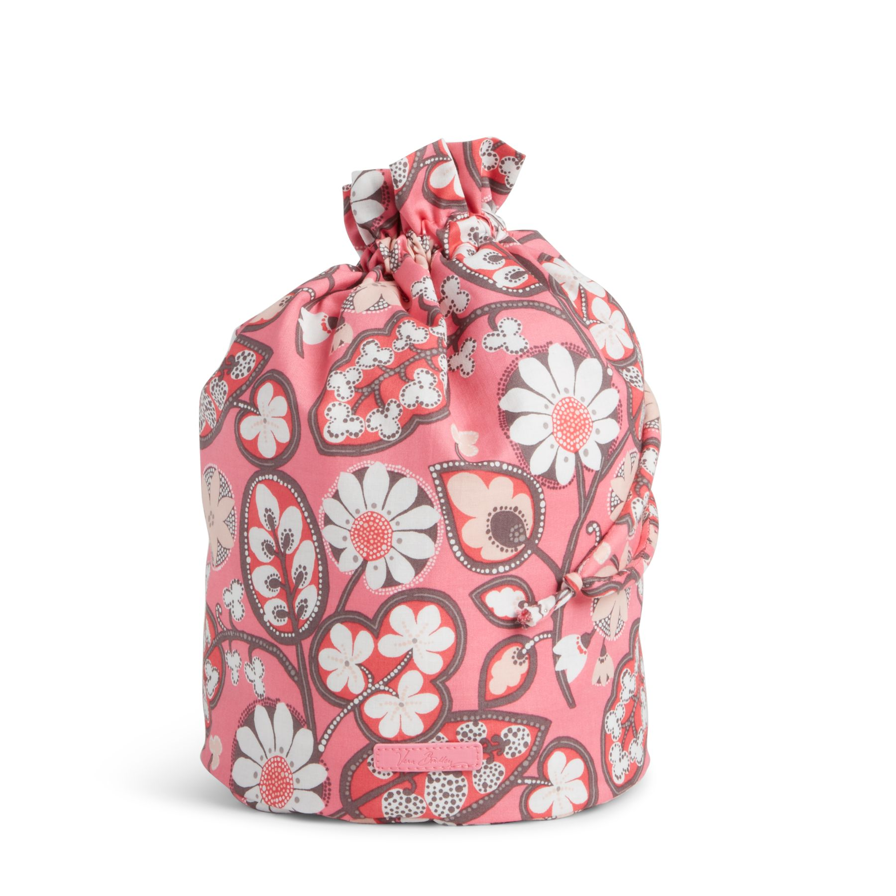 Vera Bradley Ditty Bag in Blush Pink