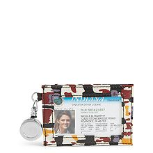 Retractable Lanyard ID Case