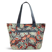 Trimmed Reversible Tote