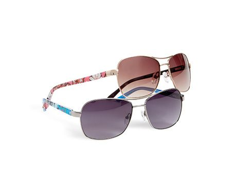 Kit Sunglasses in Blush Pink