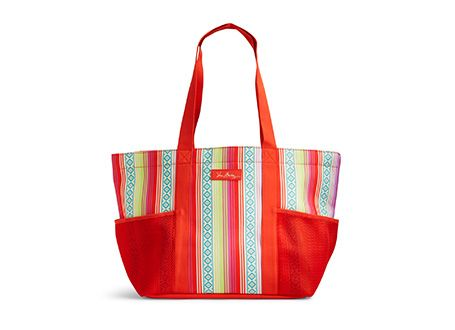 Lighten Up Family Tote in Sarage Paradise