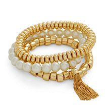 Mod Elegance Tassel Bracelet