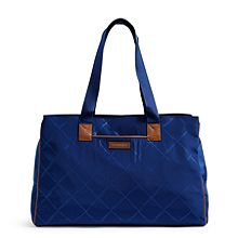 Preppy Poly Triple Travel Bag