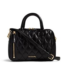 Quilted Mini Marlo Crossbody