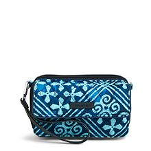 RFID All in One Crossbody and Wristlet