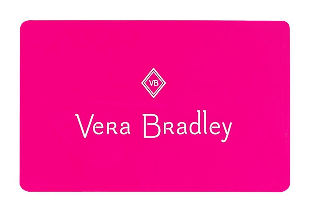 E Gift Card Vera Bradley