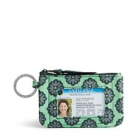 Vera Bradley Zip ID Case (Multiple Colors)