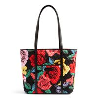 Deals on Vera Bradley Small Trimmed Vera Tote Bag