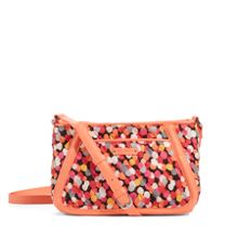 Trimmed Trapeze Crossbody