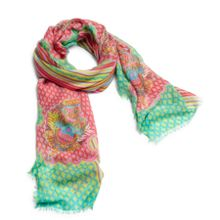 Printed Poly Scarf