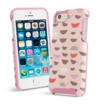 Hybrid Hardshell Phone Case for iPhone 5
