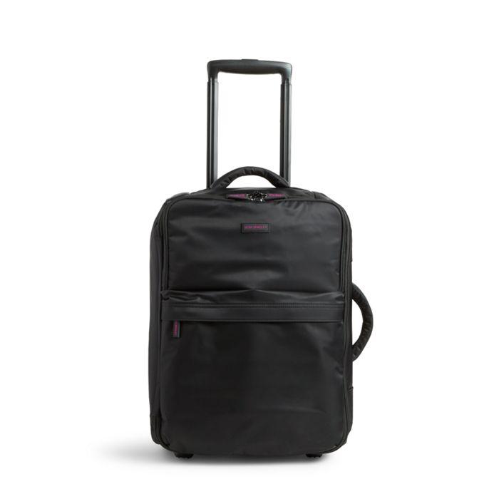 Small Foldable Roller Luggage   Vera Bradley