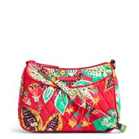 Deals on Vera Bradley Little Crossbody Bag