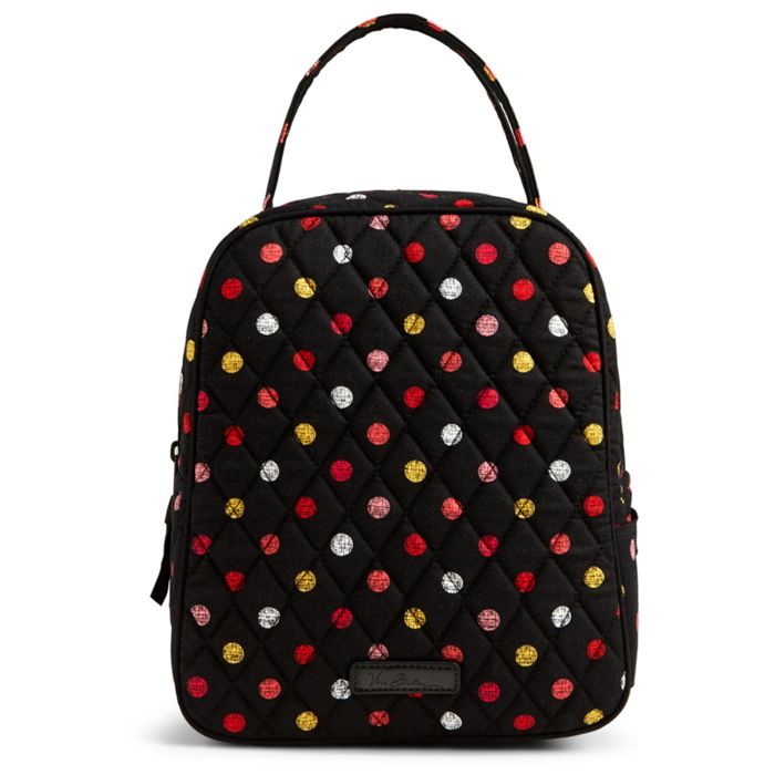 Image of Lunch Bunch Bag in Havana Dots