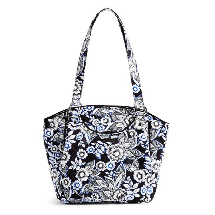 Image Of Glenna Shoulder Bag In Snow Lotus