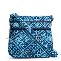 Deals on Vera Bradley Triple Zip Hipster Crossbody Bags