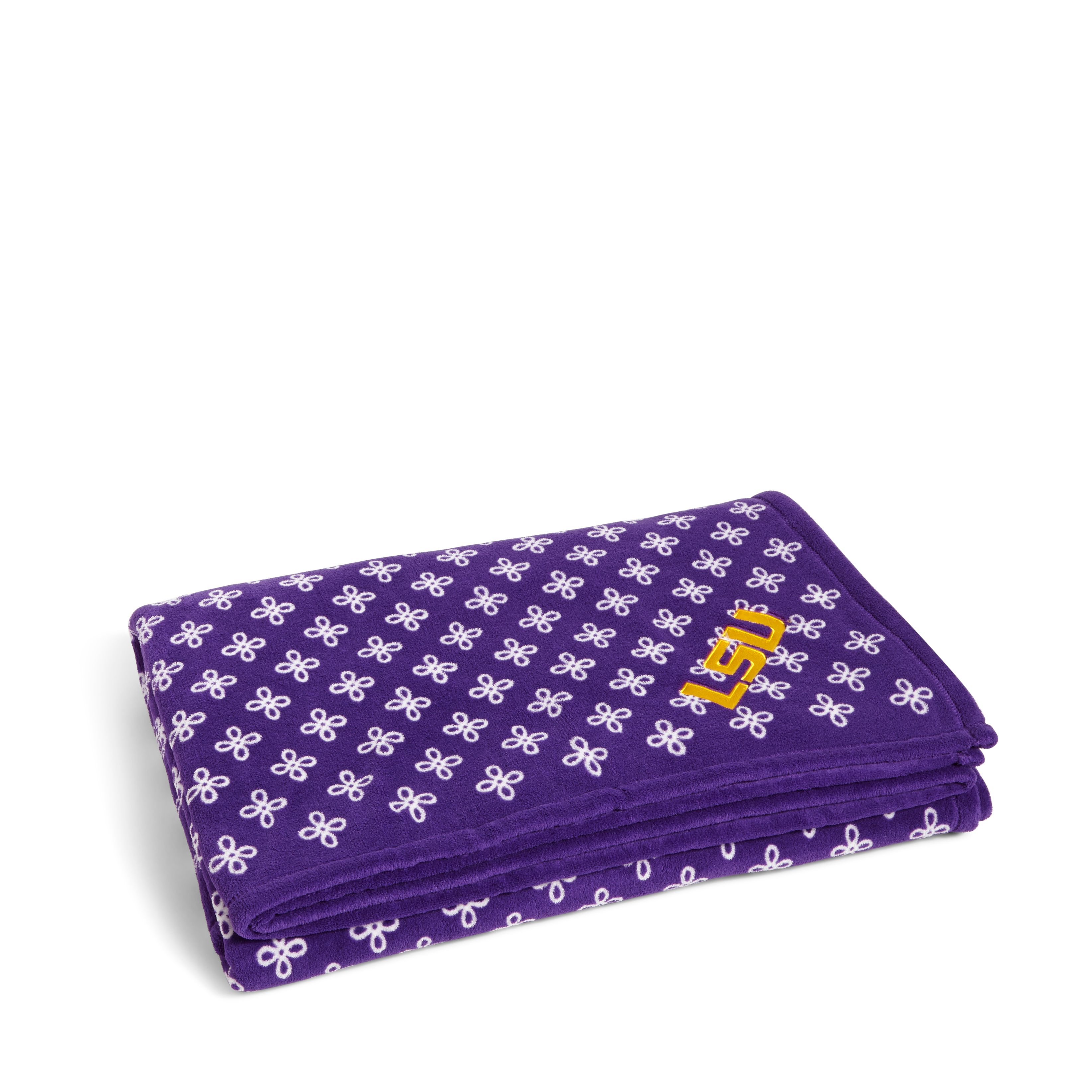 Collegiate Xl Throw Blanket Vera Bradley