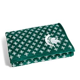 XL Throw Blanket in Michigan State
