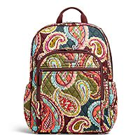 Campus Tech Backpack in Heirloom Paisley