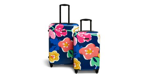 Hardside Spinner Luggage Set Vera Bradley