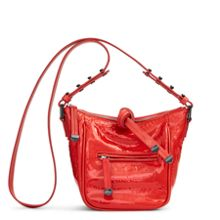 Fenwick Mini Hobo Crossbody Bag