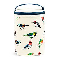 Lotion Bag in Mini Tody Birds