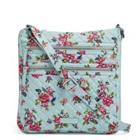 Iconic Triple Zip Hipster in Water Bouquet