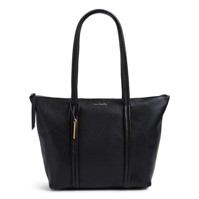 Image Of Mallory Tote In Sycamore Black