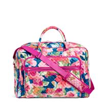 Iconic Grand Weekender Travel Bag in Superbloom
