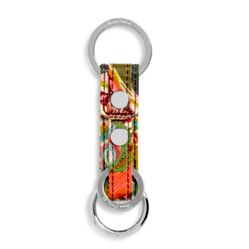 Iconic Three Times A Keychain by Vera Bradley