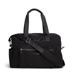 Iconic Deluxe Weekender Travel Bag by Vera Bradley