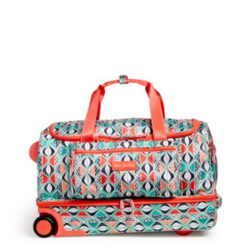 Lighten Up Foldable Rolling Duffel
