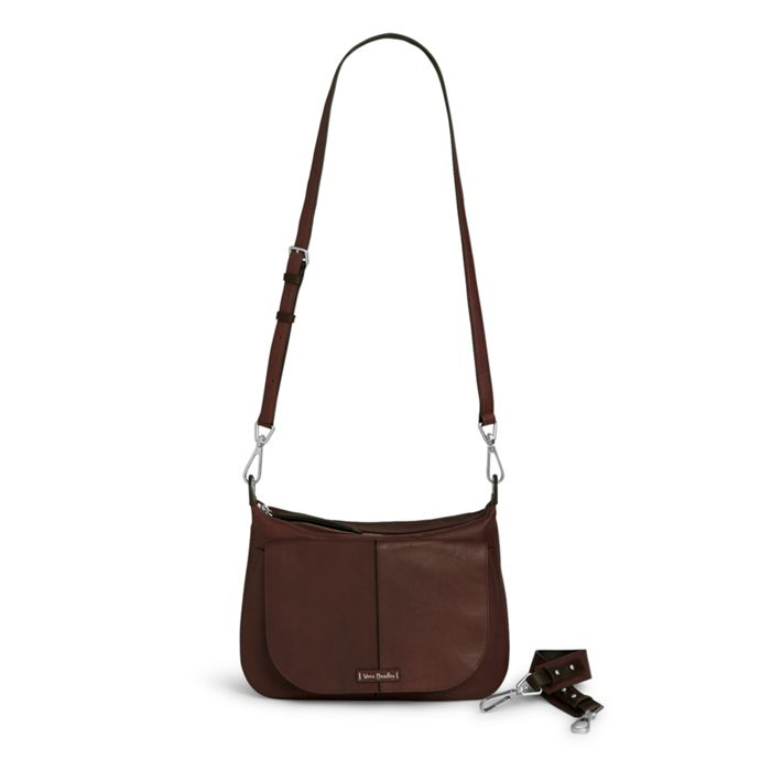 Image Of Carson Shoulder Bag In Gallatin Bittersweet Chocolate