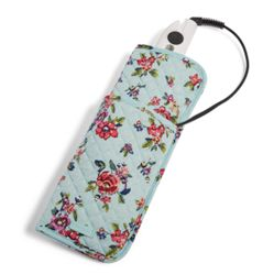 Iconic Curling &Amp; Flat Iron Cover by Vera Bradley