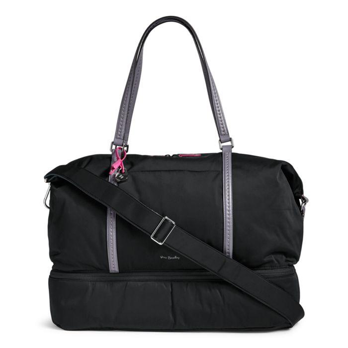 Image Of Midtown Travel Bag In Black