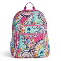 Iconic Campus Backpack in Wildflower Paisley