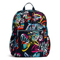 Iconic Campus Backpack in Butterfly Flutter