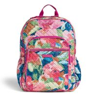 Iconic Campus Backpack in Superbloom