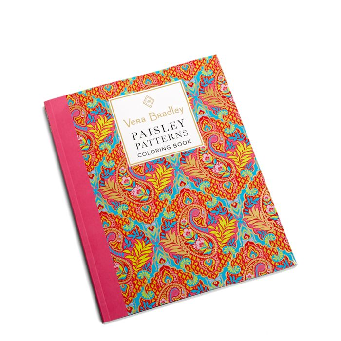 Image Of Paisley Patterns Coloring Book In No Color