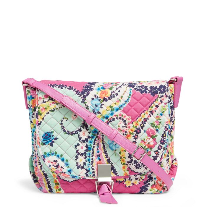 Image Of Carson Crossbody In Wildflower Paisley