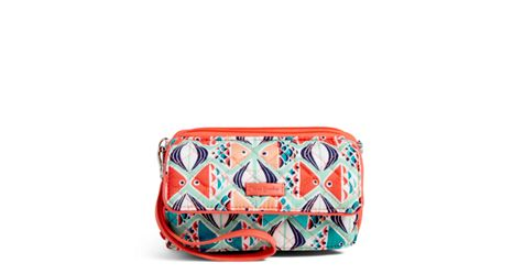 Iconic Rfid All In One Crossbody Vera Bradley