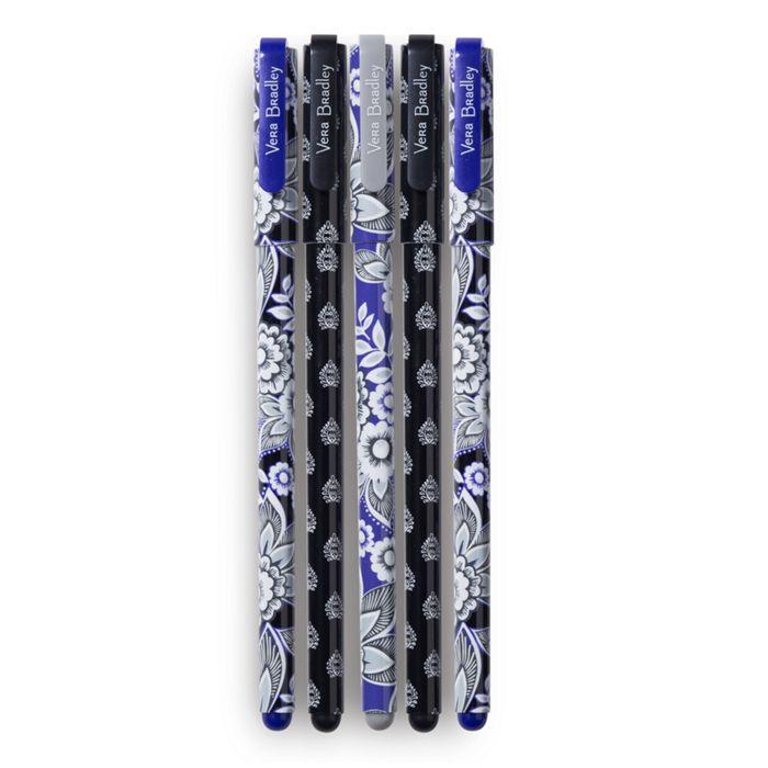Image Of Gel Pens In Snow Lotus