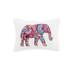 Paisley Pachyderm Pillow by Vera Bradley
