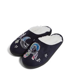 Embellished Slippers by Vera Bradley