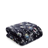 Deals on Vera Bradley Plush Throw Blanket