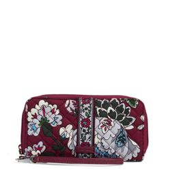 Iconic Double Accordion Wristlet by Vera Bradley